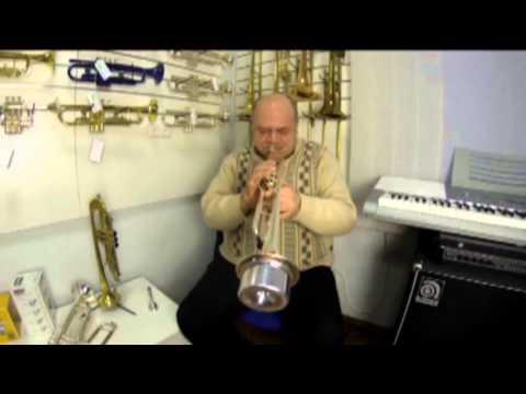 great sound Harmon mute Trumpet Jazz