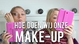 Hoe doen wij onze make-up? | Girlsworldproblems