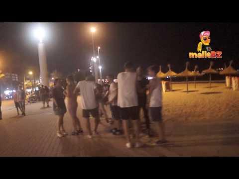 Party im El Chiringuito auf Mallorca
