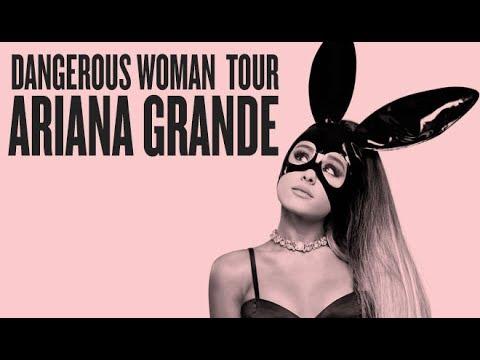 Dangerous Woman Tour completo Torino: 17/06:/2017