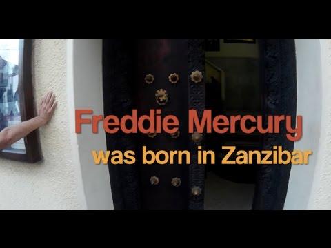 The house where he was born Freddie Mercury