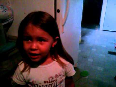 "My daughter singing Big Smo ""Redneck Rich"""