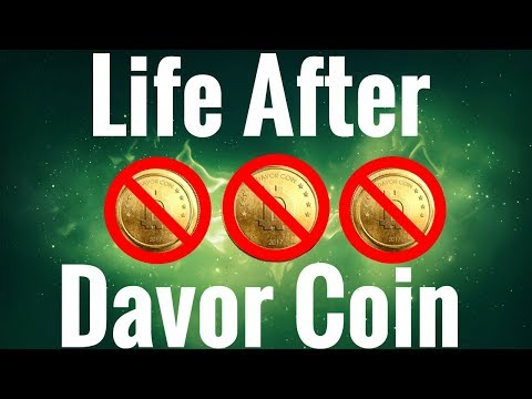 Davor Coin Life after the SCAM