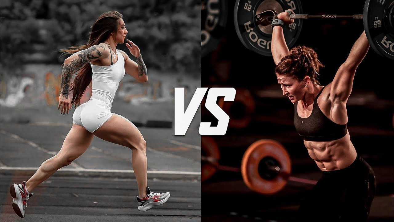 BAKHAR NABIEVA Vs TIA-CLAIR TOOMEY – Workout Motivation 🔥