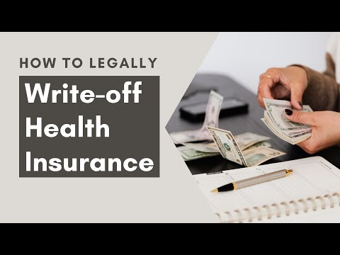 How to Write-off Health Insurance | Mark J Kohler | Tax & Legal Tip