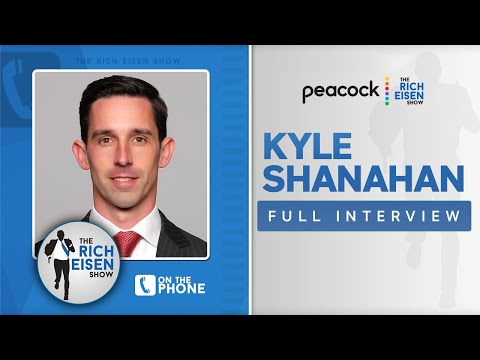 49ers HC Kyle Shanahan Talks Trey Lance, Jimmy Garoppolo & More with Rich Eisen | Full Interview