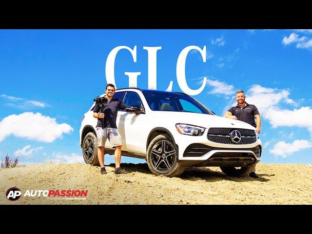 2020 Mercedes-Benz GLC300 - Essai AutoPassion - Route/Hors route