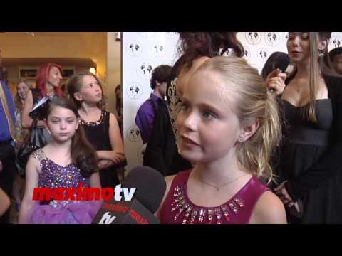 Loreto Peralta  Young Artist Awards 2014 Red Carpet