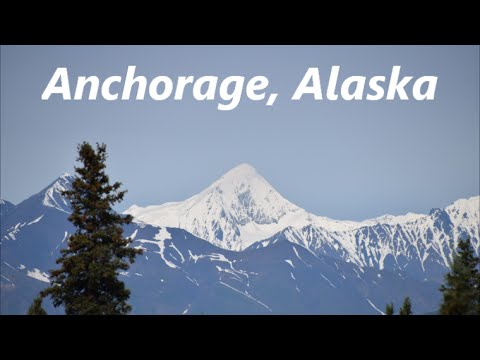 Alaska Tour - Anchorage, AK - Stop #13