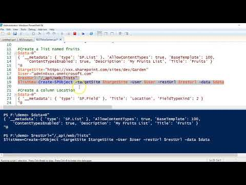 How to get started with the SharePoint REST API - Collab365 Community