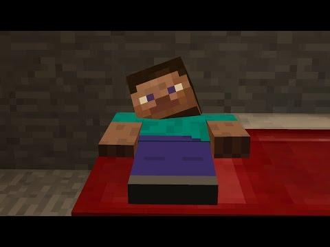 Minecraft Horror Film - Utek Z Vezeni CZ