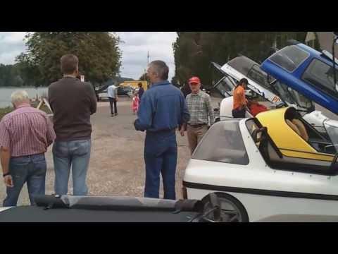 Treffen der Elektroautofahrer Waldmühle 2011