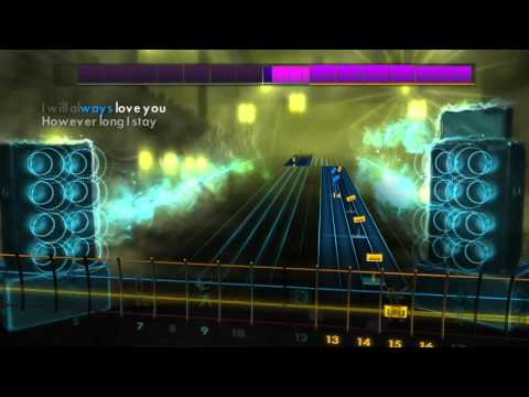 The Cure - Lovesong (Rocksmith 2014 Bass)