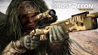 Ghost Recon Wildlands: US Stealth Sniper