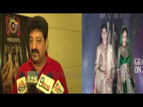 Daljeet Kaur's Mr & Mrs IAWA India 2017 Curtain Raised By Deepak Balraj VIJ