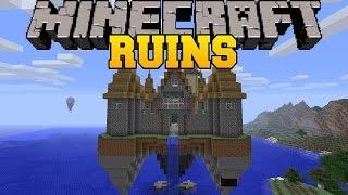 Обзор модов Minecraft #47 Ruins Mod - Странные гробницы!