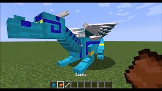 How To Spawn Dragon (MineCraft 1.10.2) [Mod in Description]