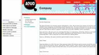 Using Dreamweaver Templates in Adobe Contribute thumbnail