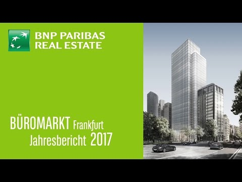 Büro in Frankfurt? Was beachten! | Marktbericht Frankfurt Büro 2017