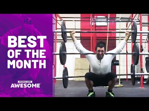 Extreme Weightlifting, Skateboarding Tricks & More | 30 Days in 30 Minutes