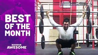Extreme Weightlifting, Skateboarding Tricks & More | 30 Days in 30 Minutes (October 2019)