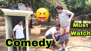 Funny comedy video must watch || dhaval domadiya