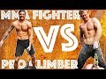 WHO HAS BETTER GRIP? - MMA FIGHTER VS CLIMBER | #161