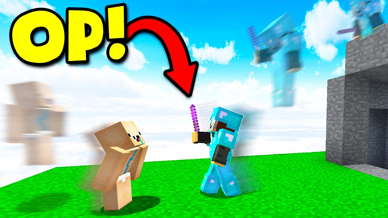 How to make super knockback sticks (outdated) by Pigface