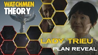 Watchmen Episode 8 Lady Trieu and Veidt Plan Revealed Theory