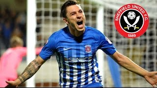 Nathan Thomas - Welcome to Sheffield United (@NathThomas19)