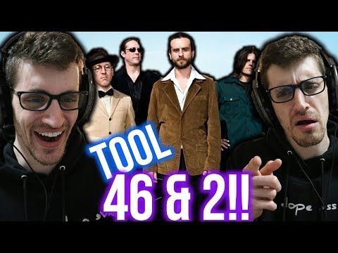 """Hip-Hop Head's Reaction To TOOL -  """"Forty-Six & 2"""""""