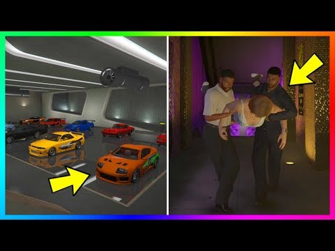 20 THINGS YOU MAY NOT KNOW ABOUT THE AFTER HOURS DLC IN GTA ONLINE!