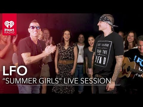 "LFO ""Summer Girls"" Live Acoustic #TBT 