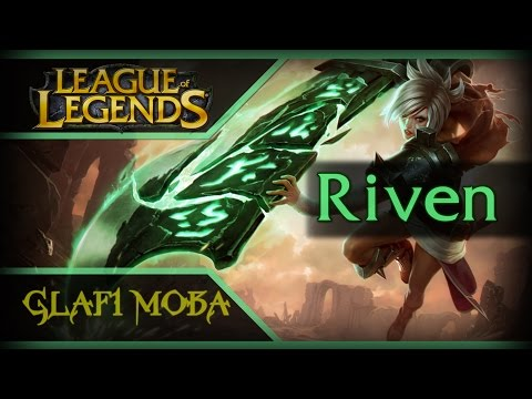 видео: Гайд Ривен Лига Легенд - guide riven league of legends - ЛоЛ Гайд Ривен