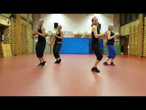 Juice by Lady Leshurr, Zumba hip hop style with Zammy Crew