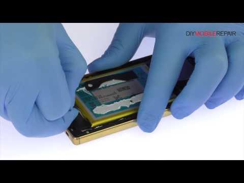 Sony Xperia Z5 Premium Teardown and Reassemble Guide - DIYMobileRepair