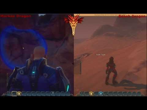 Everquest Next Landmark Dual Gameplay – Eps. 6 – With Bokeh Dragon