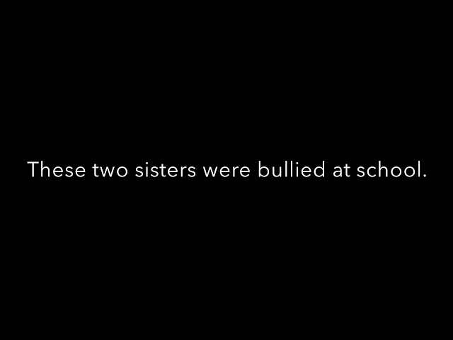 WNY sisters take a stand against bullying