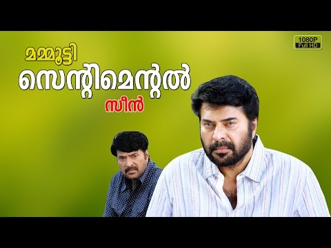 Mammootty sentimental scenes | Super hit sentimental scenes 2016 | New Malayalam sentimental scenes