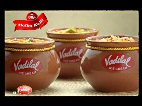 Vadilal Ads: Matka Kulfi, Yummy Cut Rolls TV Ads - YouTube Vadilal Ice Cream Price List