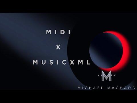 03 - MIDI X MusicXML no Cubase