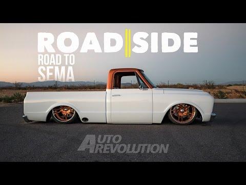 Roadside E3 Road to SEMA