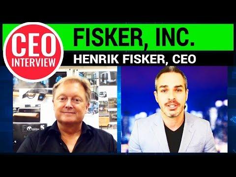 CEO Interview: Henrik Fisker of Fisker Inc.