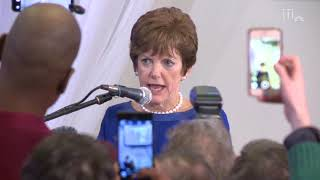 WATCH: Mary Norwood announces she'll ask for recount in Atlanta mayor's race