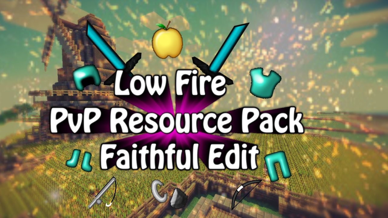 Pack Resource Pvp Faithful