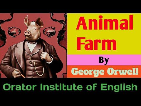 Animal Farm Story Pdf