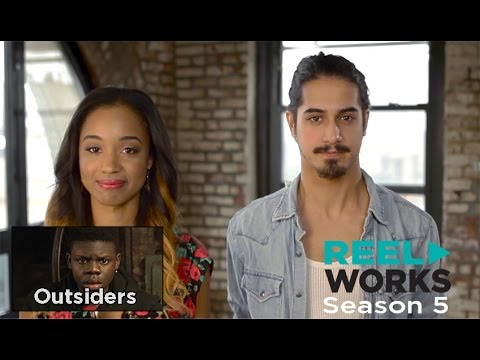 Reel Works with Avan Jogia and Erinn Westbrook: Outsiders