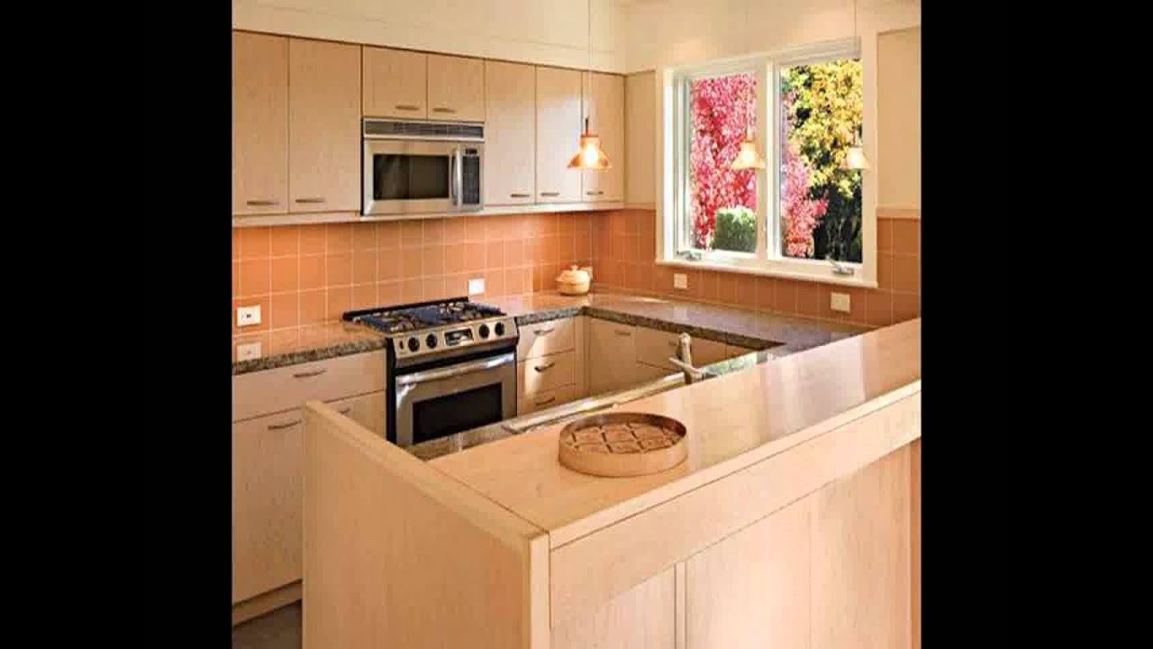 Sample kitchen design video youtube for Sample small kitchen designs