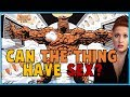 Can The Thing (Fantastic Four) Have...Sexy Time? #ASKAGEEK