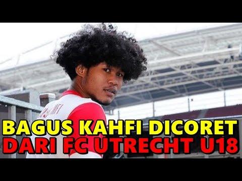 🔴 BREAKING NEWS !! BAGUS KAHFI DICORET DARI FC UTRECHT U18, PEMAIN TIMNAS U-19 ITU SUDAH NAIK KASTA